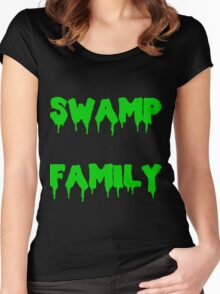 Swamp Family Women's Fitted Scoop T-Shirt