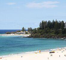 Kirra Beach Qld by desley55