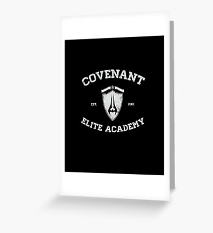 Covenant Elite Academy Greeting Card