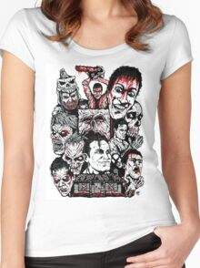Evil Dead Trilogy Women's Fitted Scoop T-Shirt