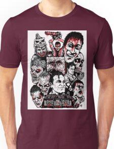 Evil Dead Trilogy Unisex T-Shirt