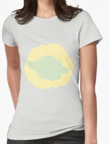 PKMN Silhouette - Cottonee Family Womens Fitted T-Shirt