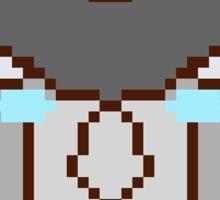 Pixel Ratchet Sticker