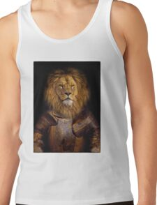 Leo The Lionheart Tank Top