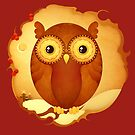 Tawny Owl by Compassion Collective