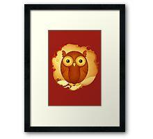 Tawny Owl Framed Print