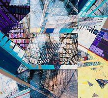 Urban Abstract II.c by Miroslava Balazova