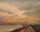 St Mary's Bay - Kent by Beatrice Cloake