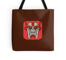 Pixel Ratchet [Prime] Tote Bag