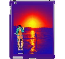 Paint me the sunset iPad Case/Skin