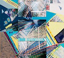 Urban Abstract II.a by Miroslava Balazova
