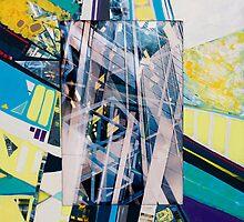 Urban Abstract I.c by Miroslava Balazova
