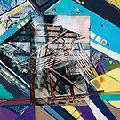 Urban Abstract I.b by Miroslava Balazova Lazarova