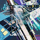 Urban Abstract I.a by Miroslava Balazova Lazarova