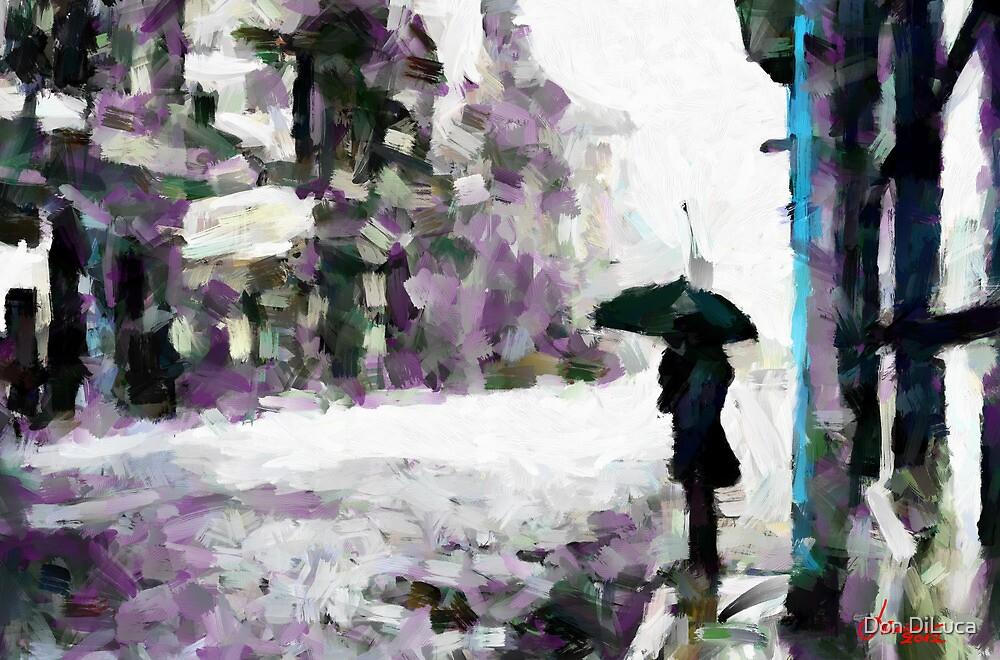 November Rain by DiNovici