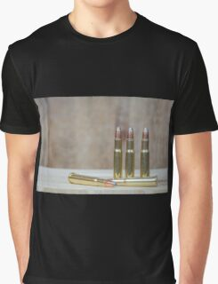 30 30 Shells background Graphic T-Shirt