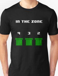 In The Zone (White Text) T-Shirt