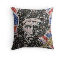 The Keith - Bottle Cap Mosaic Throw Pillow