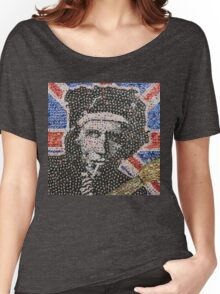 The Keith - Bottle Cap Mosaic Women's Relaxed Fit T-Shirt