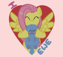 I Heart Ewe! by Otherbuttons