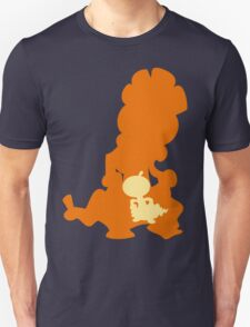 PKMN Silhouette - Scraggy Family Unisex T-Shirt