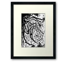 034 Framed Print