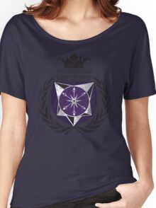 Crystal Empire Coat of Arms Women's Relaxed Fit T-Shirt