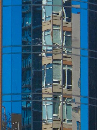 Whacky windows by MarianBendeth