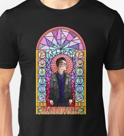 This is Gospel Stain Glass  Unisex T-Shirt