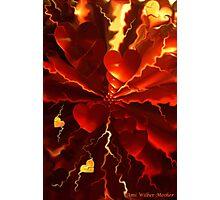 Passionate Love Photographic Print