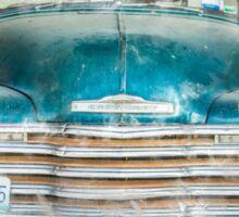 Old Chevy Truck Sticker