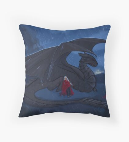 Manon Throw Pillow