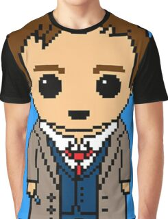 The Doctor Graphic T-Shirt