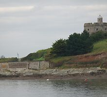 St Mawes Castle Cornwall by victor55