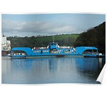 The kings Harry Ferry Poster