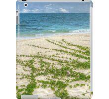 Beach in Western Nassau, The Bahamas | iPad Case iPad Case/Skin
