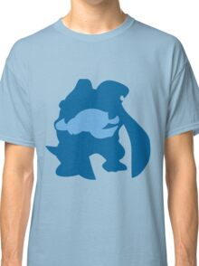 PKMN Silhouette - Tirtouga Family Classic T-Shirt
