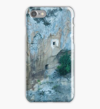 Etruscan Question iPhone Case/Skin