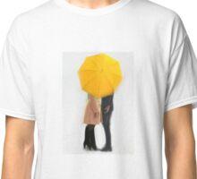 The Yellow Umbrella | Swan Queen Classic T-Shirt