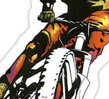 Mountain Biker v.2 Sticker