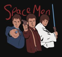 Space Men by BowersC