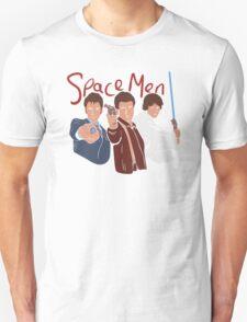 Space Men Unisex T-Shirt