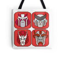 Pixel Ratchet[s] Tote Bag