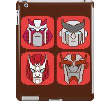 Pixel Ratchet[s] iPad Case/Skin