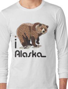 I LOVE ALASKA T-shirt Long Sleeve T-Shirt