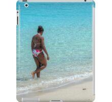 The Lady of the Beach | iPad Case iPad Case/Skin