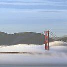 golden gate bridge by geot