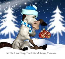 The Little Things That Make A Happy Christmas by Moonlake