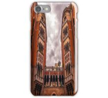 Church of St. Anthony of Padua, Istanbul iPhone Case/Skin
