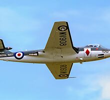 Hawker Sea Hawk FGA.6 WV908/188-A by Colin Smedley